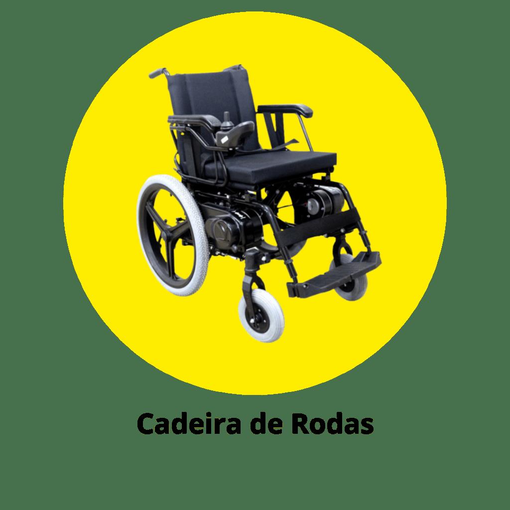 Baterias para cadeira de rodas